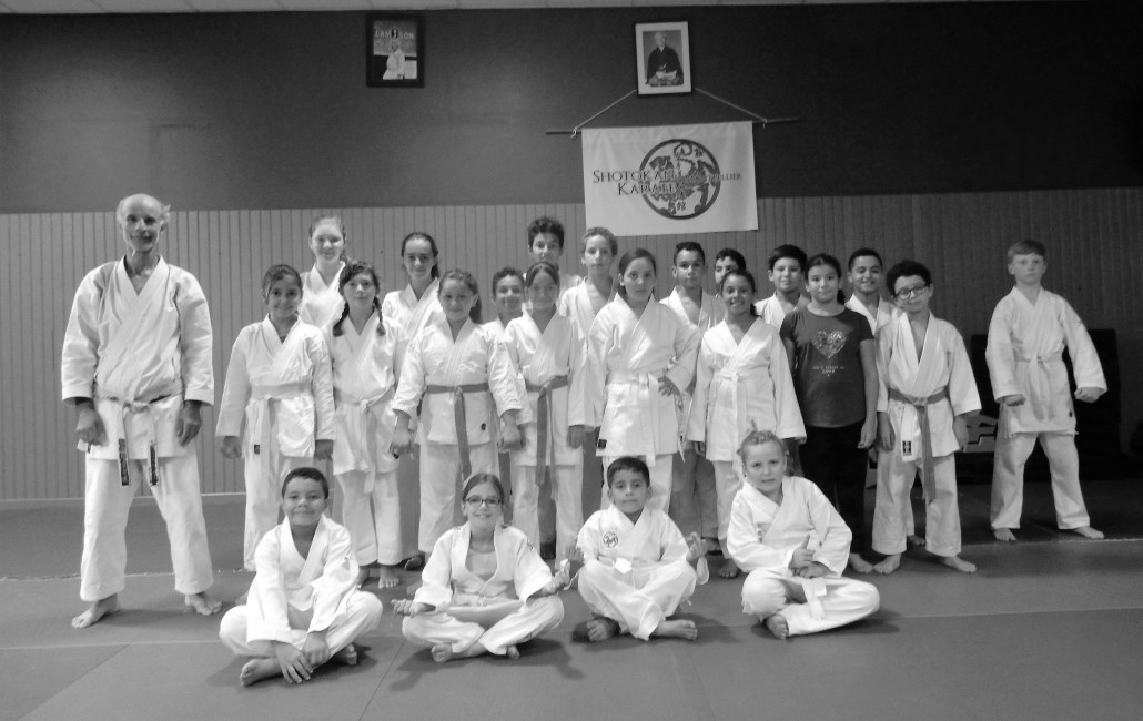 club karate montpellier